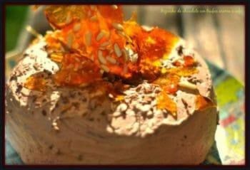 Bizcocho De Chocolate Con Trufa Aroma A Café Tererecetas 06