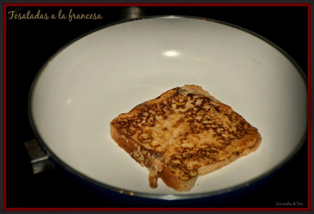 Tostadas a la francesa 06
