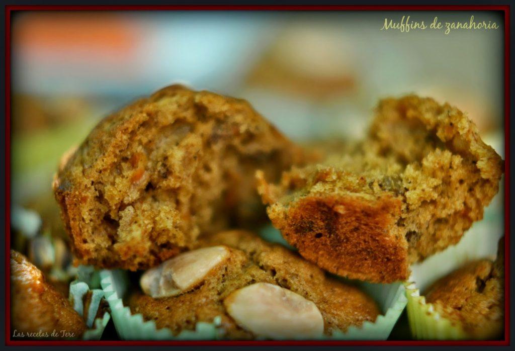 Muffins de zanahoria 03
