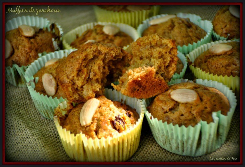 Muffins de zanahoria 04