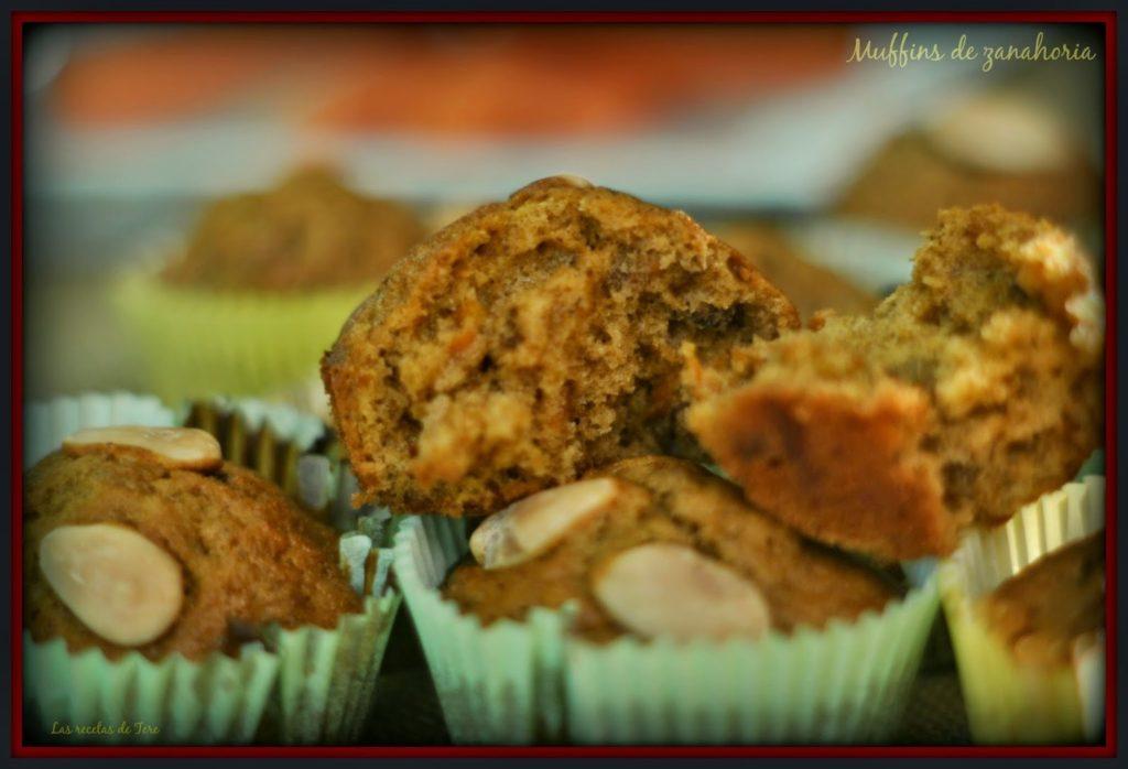 Muffins de zanahoria 05