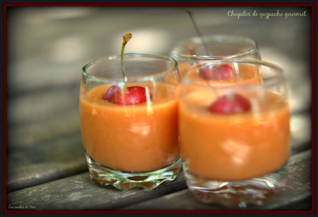 Chupitos de gazpacho gourmet 03