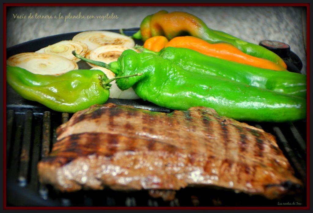 vacio de ternera con vegetales 04
