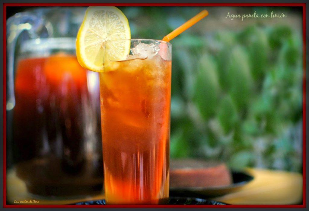 agua panela con limon 01