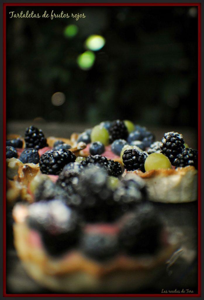 Tartaletas de frutos rojos las recetas de tere 03
