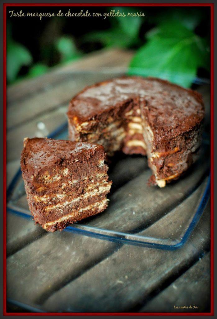 tarta marquesa de chocolate con galletas maría tererecetas 05