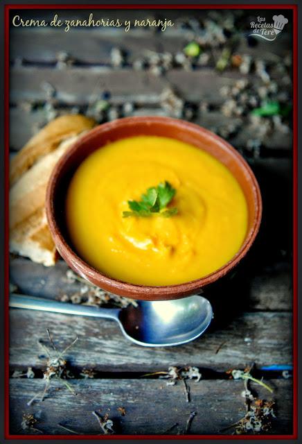 crema de zanahorias y naranja tererecetas 04
