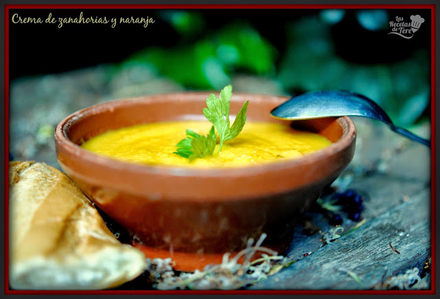 crema de zanahorias y naranja tererecetas 01