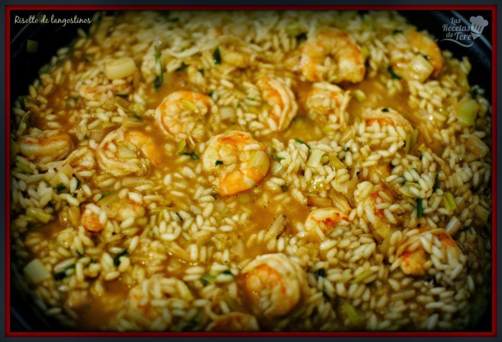 risotto de langostinos tererecetas 03