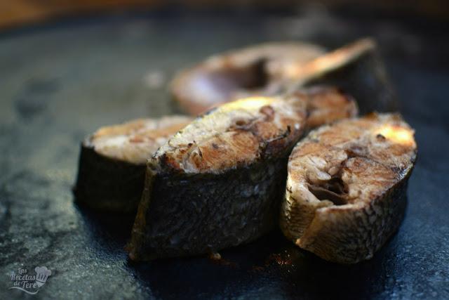 corvina a la plancha con vinagreta mediterranea las recetas de tere 04
