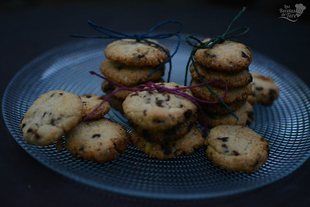 Galletas con chocolate chips tererecetas 05