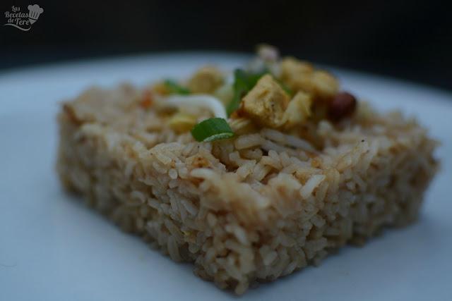Arroz thai con pollo tererecetas las recetas 04
