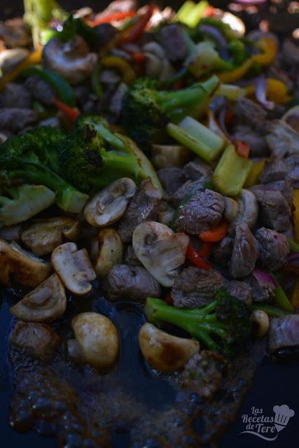 vegetales y vacío a la plancha tererecetas 04