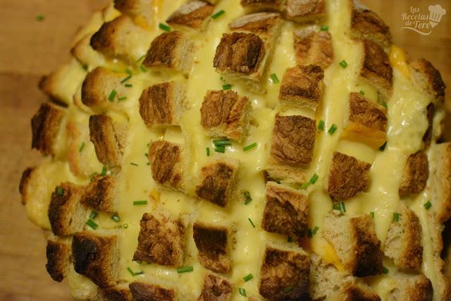 Pan con queso al horno tererecetas 06