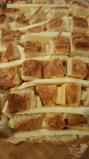 Pan con queso al horno tererecetas 02