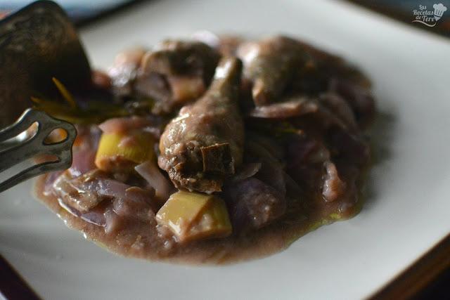 receta de alcachofas en escabeche las recetas de tere 01