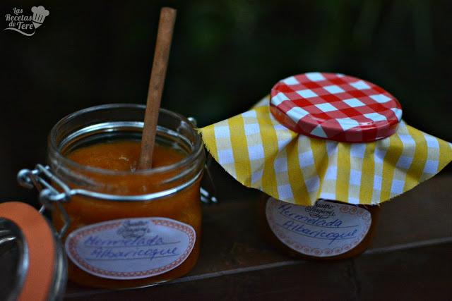 como hacer mermelada de albaricoques 03