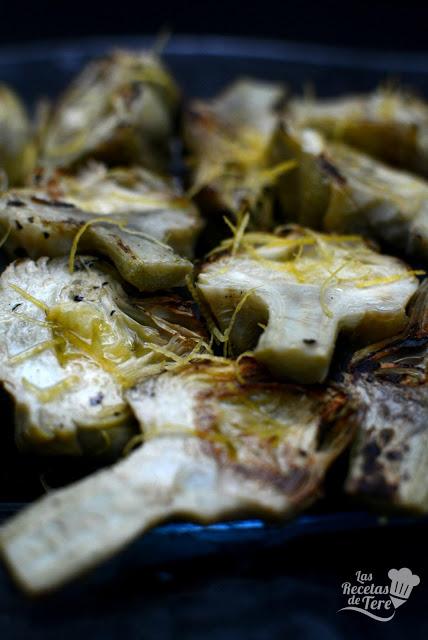 Alcachofas-a-la-plancha-con-sólido-de-aceite-de-oliva-02