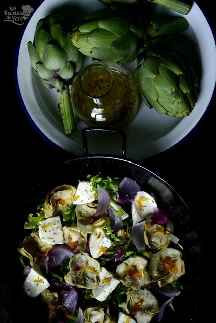 Ensalada-de-alcachofas-y-queso-mozzarella-02