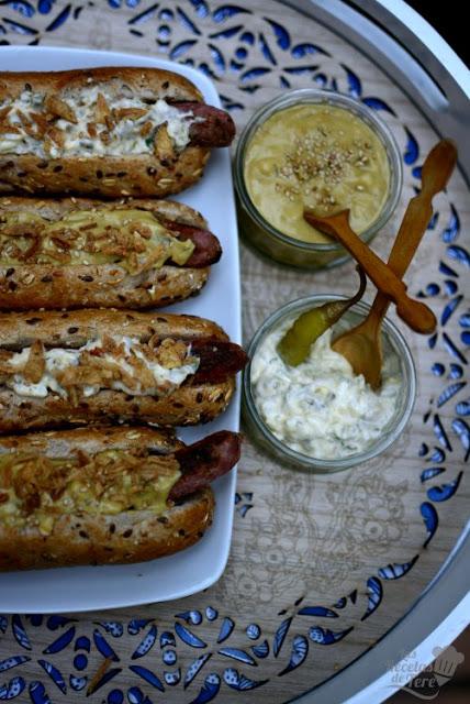 Los mejores perritos calientes gourmet caseros 03