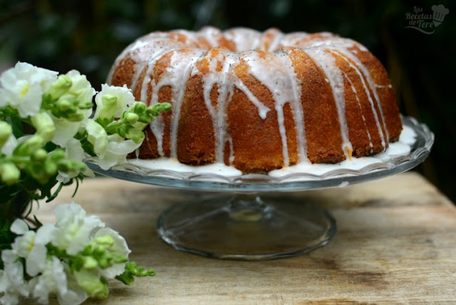 Receta tradicional de bundt cake de naranja 03