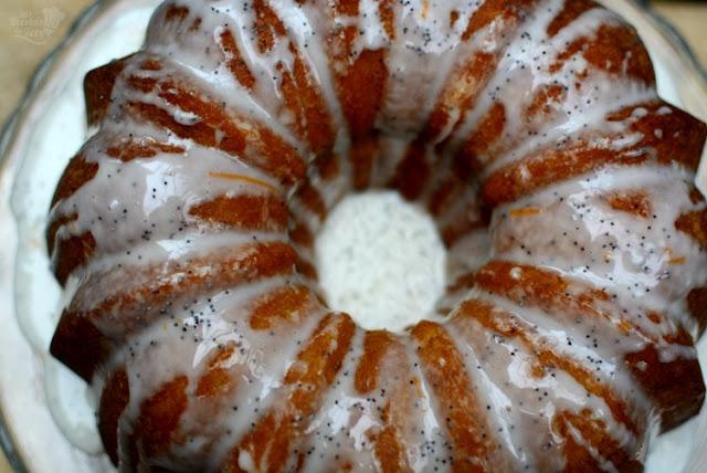 Receta tradicional de bundt cake de naranja 01