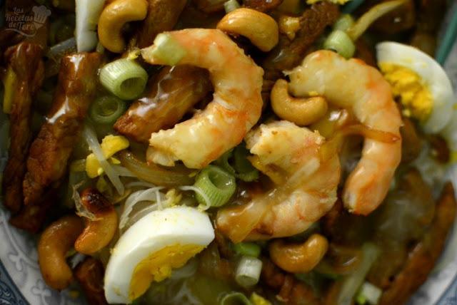 receta filipina pancit palabok 04