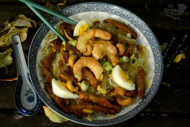 receta filipina pancit palabok 01
