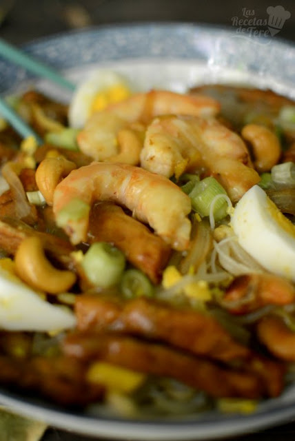 receta filipina pancit palabok 02