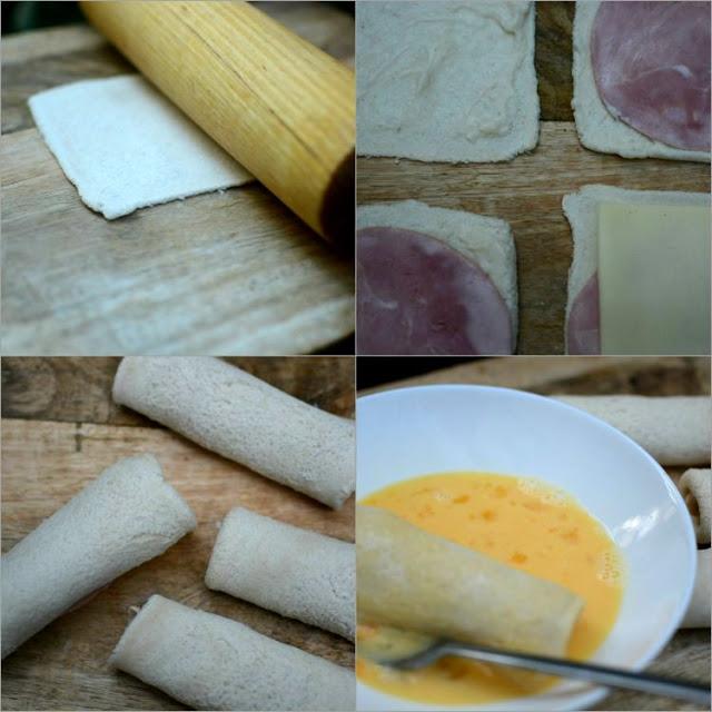 Rollitos de jamón de york y queso 03