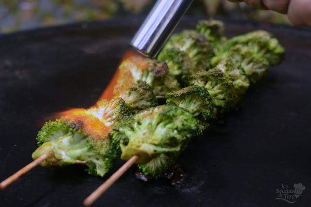 La mejor receta de pinchos de brócoli 01