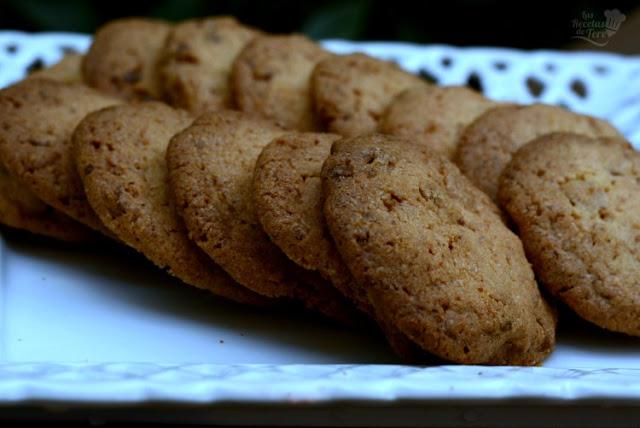 Galletas de harina de maíz y corn flakes sin gluten 04