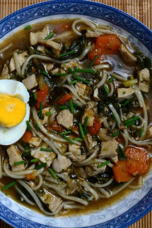 Ramen, receta tradicional japonesa  03