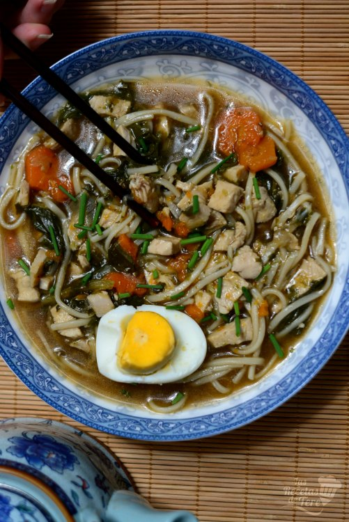 ramen receta tradicional japonesa