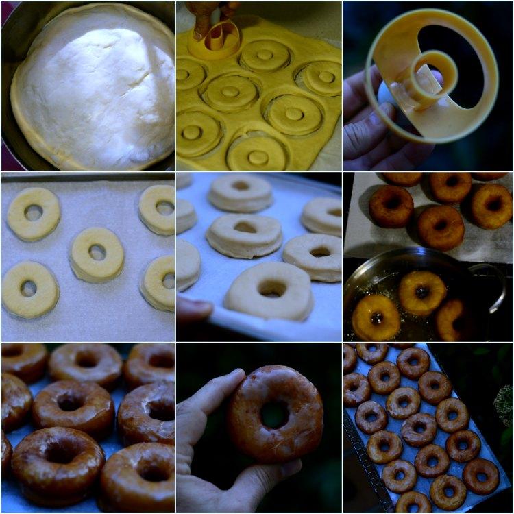 Cómo hacer los mas deliciosos donuts glaseados caseros 02