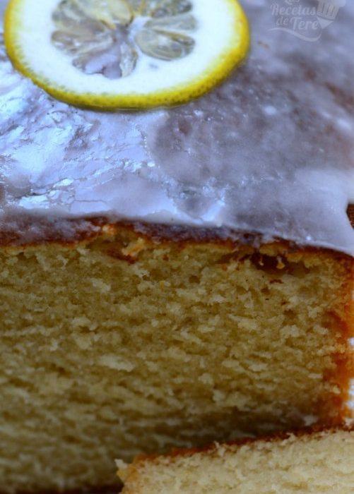 receta del mejor bizcocho de limón del mundo