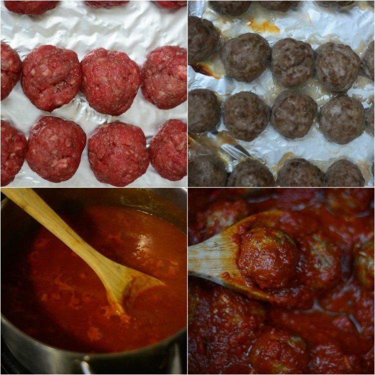 La mejor receta casera de albóndigas con salsa de tomate