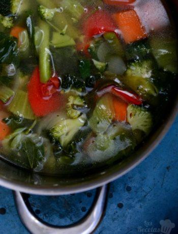 Sopa Vegetariana 02