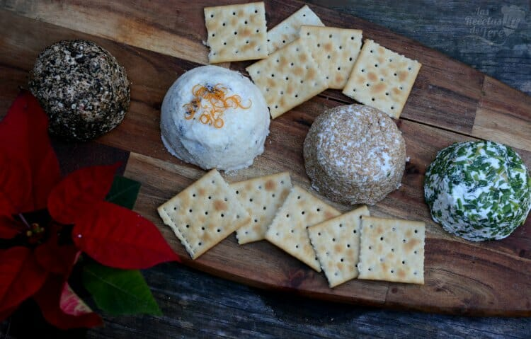 Cómo preparar un maravilloso aperitivo de diferentes quesos