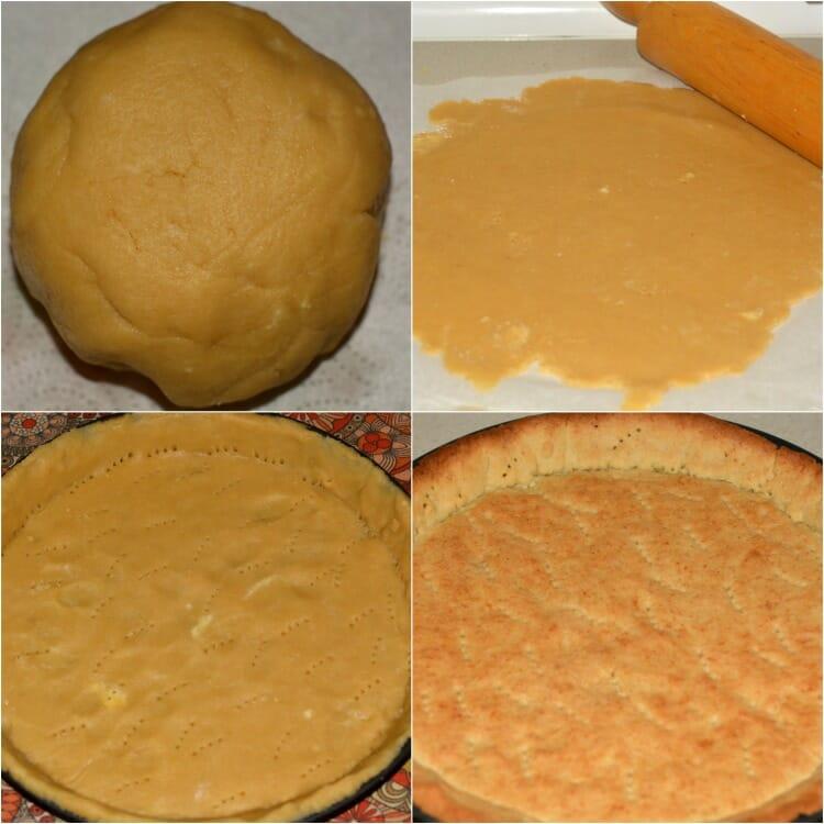 Collage Pastel De Naranja Y Limon Con Merengue 01
