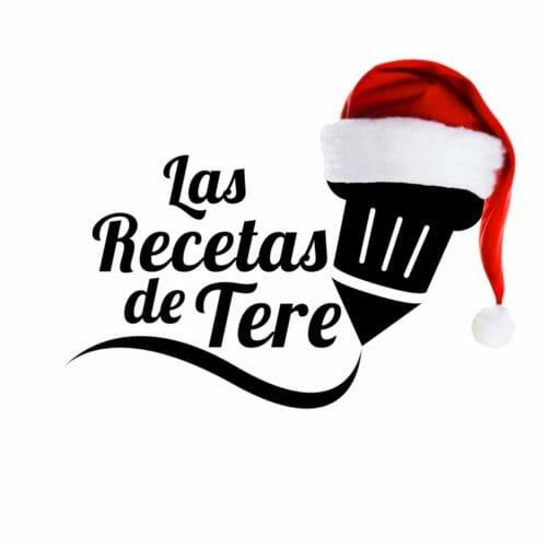 Logo Navidad Las Recetas De Tere