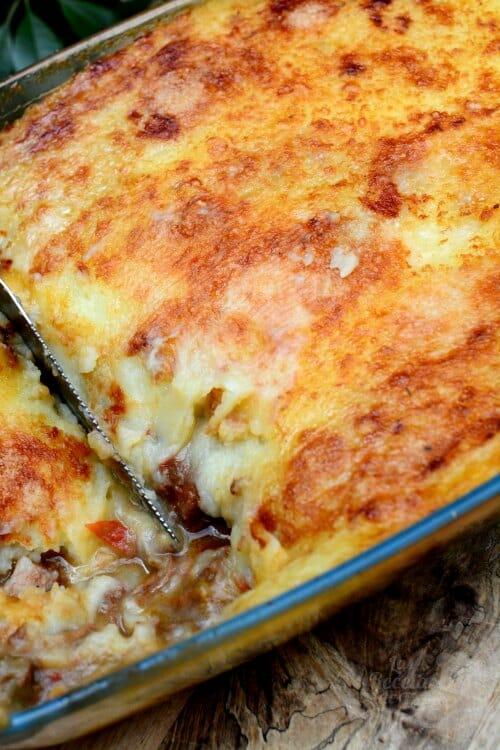 Pastel De Cerdo Y Pure De Patatas 07